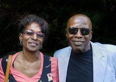 Shawne and Jay Jackson  Photo: Bill King