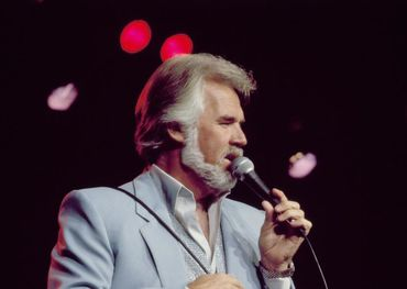 Kenny Rogers   Photo: Patrick Harbron