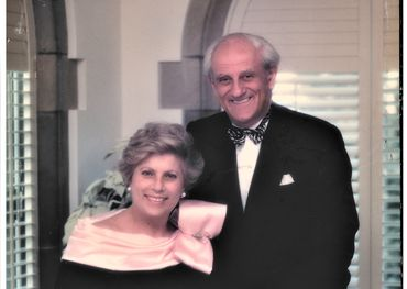 Mary & Thomas Beck. Photo supplied