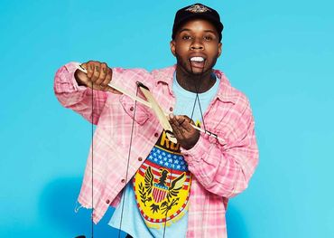 "Tory Lanez in a frame from his recently released ""Love Me"" video."