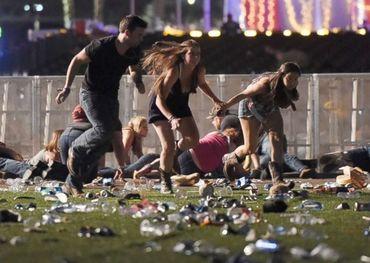 Las Vegas festival shooting