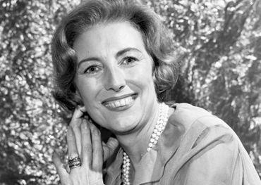 Dame Vera Lynn. Archival pic