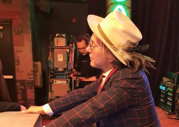Michael Wekerle at the Elmo Tuesday.