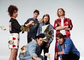 Arcade Fire  Facebook photo