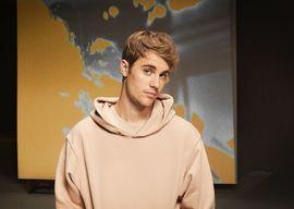 Justin Bieber Facebook photo