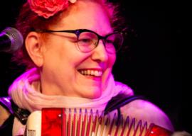 Beverly Kreller, founder of Speak Music Be Kind Festival — photo credit: Malu Baumgarten.