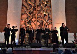 Comunidad Bet El in Mexico City with Ruach Singers, Cantor Eric Moses, Amanda Levine, and Bet El Cantor Ari Litvak