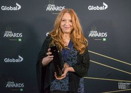 Canadian Country Music Hall of Famer Anya Wilson