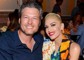 Gwen Stefani and Blake Shelton in love and ready for Christmas together