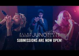 Allan Slaight Juno Master Class
