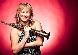Jane Bunnett has earned her third Grammy nod