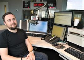 """Justin """"Drex"""" Wilcomes is about to shake-up late night radio"""