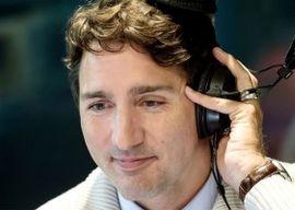 Justin Trudeau. Pic via Indie88