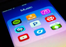 Nielsen Music Canada reports on music streaming