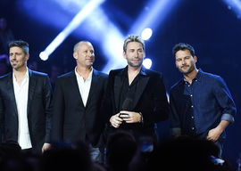 Nickelback is now part of APA's superstar roster