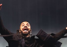 Drake made a surprise appearance at London's Wireless Festival, replacing DJ Khaled who pulled out due to