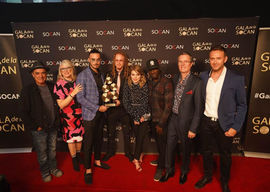 A few of the attendess. Photo: Benoit Rousseau/SOCAN