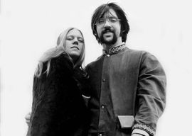 The Kings: Kristine and Bill.