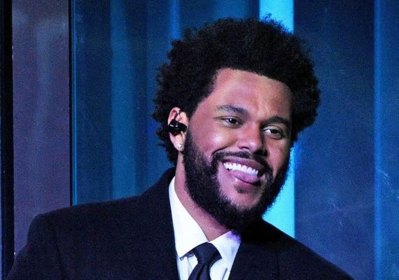 The Weeknd  Facebook photo