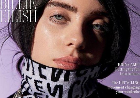 Australian Vogue cover shot