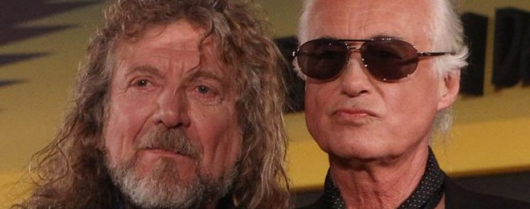 Robert Plant and Jimmy Page vindicated in court