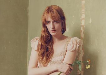 Florence + The Machine Facebook photo