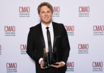 Multiple CMAO winner Jason Blaine. Photo: Grant Martin Photography