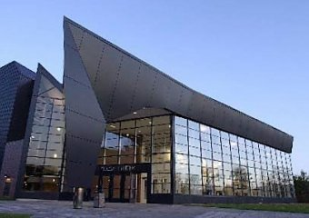 The Rozsa Centre, where today's BIG event takes place
