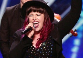 Stacey Kay, America's Got Talent!