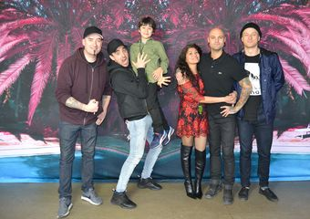 Barrie backstage VIP meet-and-greet