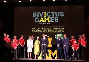 Invictus Games promo shot