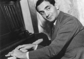 Mr. White Christmas himself: Irving Berlin