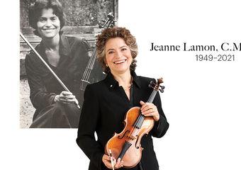 Jeanne Lamon  Photo:Tafelmusik