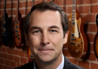 Jared Smith, president, Ticketmaster North America