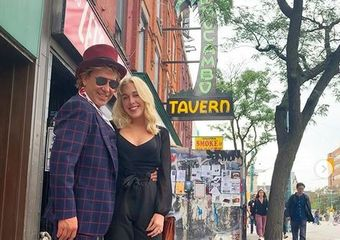 Michael and Raquel Wekerle, Instagram