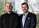 L-R: eOne Global Music President Chris Taylor, eOne CEO Darren Throop