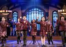 School of Rock kids' cast in Toronto
