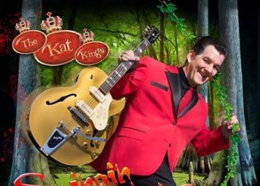 """Toronto's Kat Kings release their new album """"Swingin' In The Swamp"""" this Friday at Cadillac Lounge. The collection offers a steaming cauldron of Jump Blues, Rockabilly, Swamp, Gospel and Soul."""