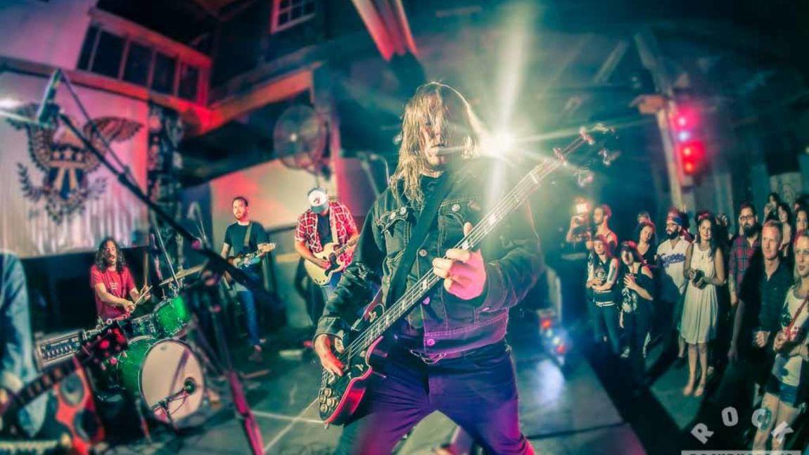 Biblical in concert: Photo: Rockphoto.ca