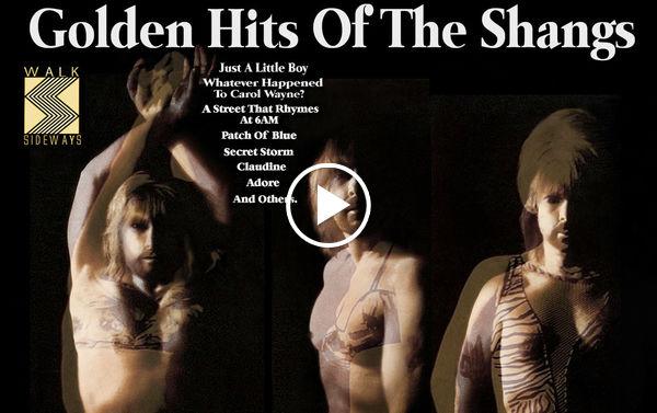 The Shangs album cover